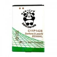 BATTERY HP RAKKIPANDA TIPE ASUS C11P1428 ZENFONE 2 LASER 5 (ZE500KL)