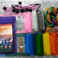 Best Casing Cover IPHONE Kantong iPhone Blackberry HP Anti Air Waterp