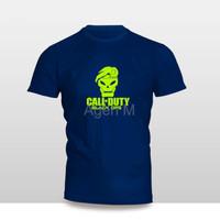Kaos distro Kaos Baju Pakaian GAME CALL OF DUTY FACE Murah