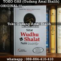Sifat Wudhu & Shalat Nabi Ustadz Yazid bin Abdul Qadir Jawas