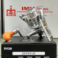 Limited Reel RYOBI XENOS III 2000 Terbaik