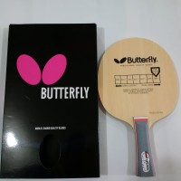 Murah Kayu Blade Pingpong Tenis Meja Butterfly Primorac Carbon