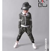 Terlaris] Celana Jogger Anak Laki Okechuku Kids Jo Size 7/8 Joger