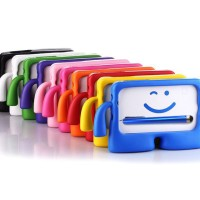 Samsung Tab 4 7.0 7,0 T235 Kid Case Cover Casing Aman Untuk Anak Kecil