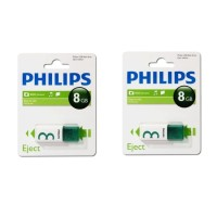 Flashdisk PHILIPS Eject 8GB