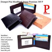 Grosir Dompet Pria Monblank kulit premium 349 p