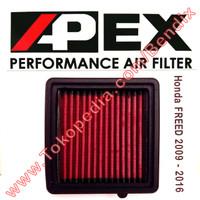 Filter Udara Freed 2009 - 2016 Apex Racing Filter
