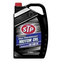 STP Motor Oil SAE 20W-50 - Oli Mesin Bensin Engine Oil Gasoline 4Lt