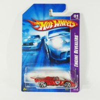 Hot Wheels Ferrari 512M (Engine Revealers 2007)