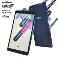Advan Vandroid i10 Active Tablet Pro 10 inch Ram 2/16GB Garansi Resmi