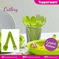 Jual Tupperware Cutlery (Sendok dan Garpu) Murah