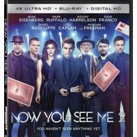"Bluray Ori Original ""Now You See Me 2"" 4K UHD + Blu-ray + Digital HD8"