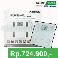 OMRON HBF-214 Body Fat Monitor / Karadascan / Timbangan Injak