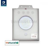 harga Lampu Pju 5 Watt Tenaga Matahari 50 Led Otomatis Sensor Gerak Tokopedia.com