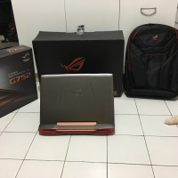 Asus ROG G752 republic of gamers bukan alienware bukan msi