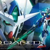 Gundam RG 1/144 OO QAN(T) QANT Quanta Bandai Original