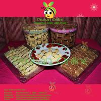 Kue Bangkit Susu Aceh / Oleh oleh Khas Aceh / Kue Produksi UMKM Risky