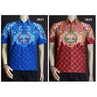 Jual Kemeja Batik Pria, Baju Batik Singket Modern Murah