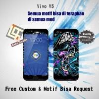 Garskin HP VIVO V5 motif dodle - motif bisa request