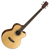 Cort SJB5F NS Acoustic Electric Bass