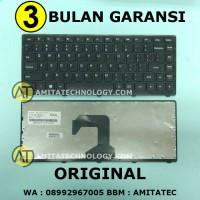 Keyboard Laptop ORIGINAL Lenovo Ideapad S400 S410 S415 S300 S305