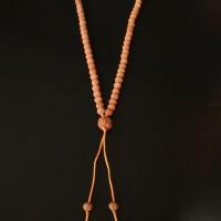 Jual JapaMala Mukhi 7 P37.5cm Kalung Vintage Jenitri Rudraksha Genitri Murah
