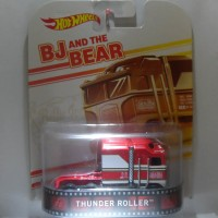 Hot Wheels Thunder Roller Bj&Bear