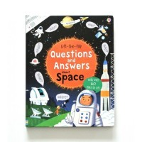Usborne Lift the Flap Questions and Answers about Space