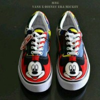 harga Sepatu Vans Authentic Wanita Sneakers Sport Mickey Jean Rok Baju Hijab Tokopedia.com