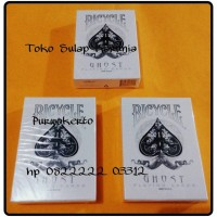 Bicycle White Ghost Playing Card