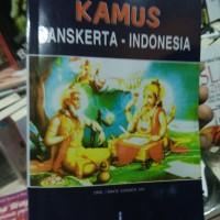 Kamus Sansekerta Indonesia