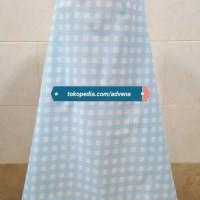 Jual Apron/Celemek/Tutupan Menyusui / Nursing Apron --- Blue Baby Murah
