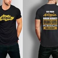 baju kaos t shirt racing kawasaki ninja Hoby dan selera