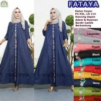 baju wanita gamis fataya maxy muslim unik cantik modern modis