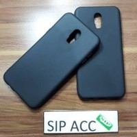 Case Slim Black Matte Samsung Galaxy J7 plus