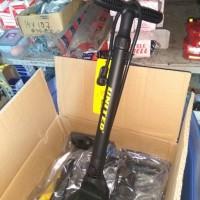 Pompa United PM8800, pompa sepeda, fixi, motor dan bola