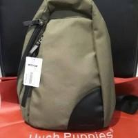 harga Body Bag Sling Bag Tas Hush Puppies Pria Original Tokopedia.com
