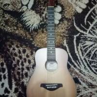 Gitar Akustik Strings 3/4 Junior Brand WE