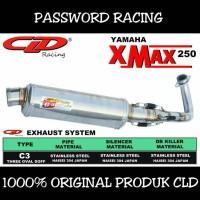 harga Knalpot Cld C3 X Max Silencer Doff Tokopedia.com