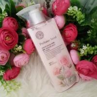 Jual The Face Shop Perfume Seed Velvet Body Milk lotion 300ml ORI Murah