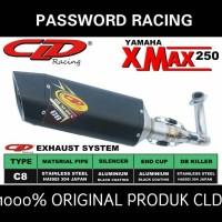 harga Knalpot Cld C8 X Max Tokopedia.com
