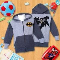Jual Jaket Anak Laki-Laki Batman Jump Murah