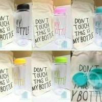 Jual My Bottle + Pouch Murah
