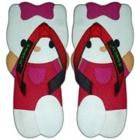Sandal Anak Lucu Hello Kitty Merah SANCU Size 21 24