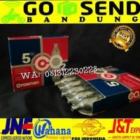Gas co2 Crosman Original USA - Bukan co2 gamo gold point blank beeman