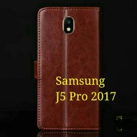 Flip Cover Samsung Galaxy J5 Pro J5Pro 2017 Wallet Leather Case