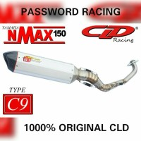 harga Knalpot Cld C9 N Max Silencer Doff Tokopedia.com