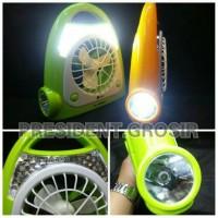 harga Emergency Led Lamp Fan / Kipas Angin Lampu Darurat Bestlife Bl-mw2401 Tokopedia.com
