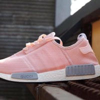 Adidas NMD R1 x Gucci Bee yzyshow.top