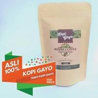 Jual Kopi Aceh Gayo Peaberry Biji / Bubuk Murah